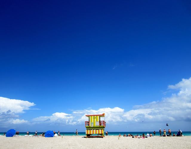 Miami Beach Time Of Day When There S No Waves