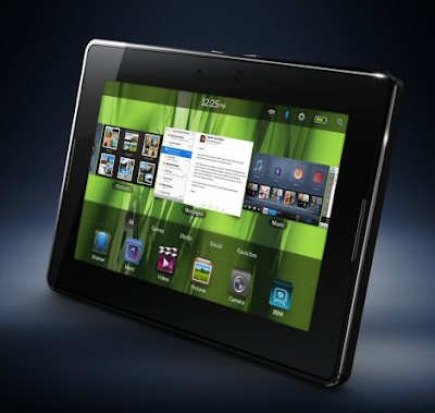 BlackBerry PlayBook, Harga BlackBerry PlayBook, Spesifikasi BlackBerry PlayBook