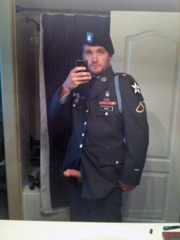 Male military hotties