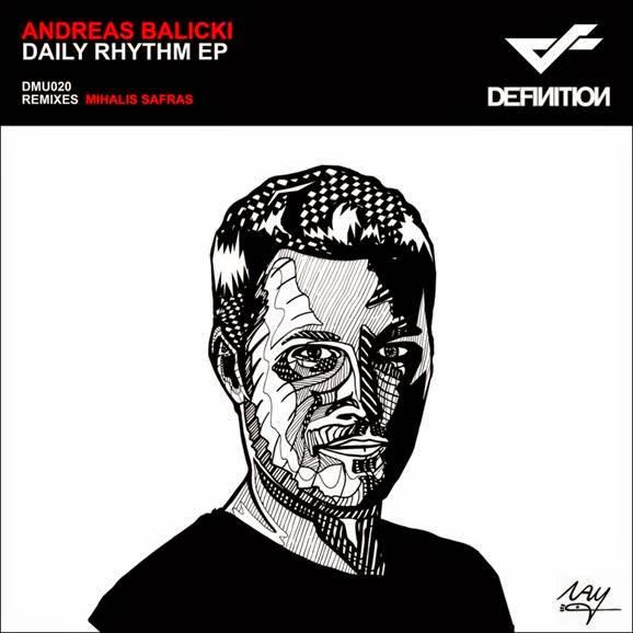 Andreas Balicki Daily Rhythm EP