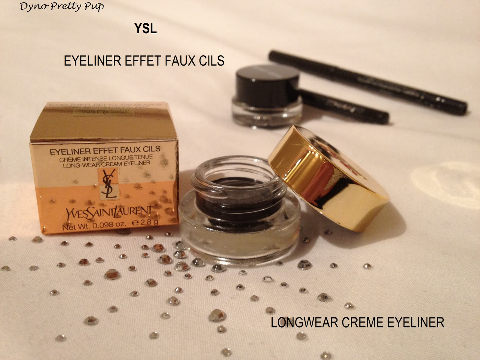 yves st laurent duffle bag - Dyno Pretty Pup Beauty Diary: Yves Saint Laurent YSL 'Eyeliner ...