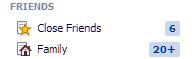 Pentru a administra mai usor prieteni de pe Facebook, creaza liste