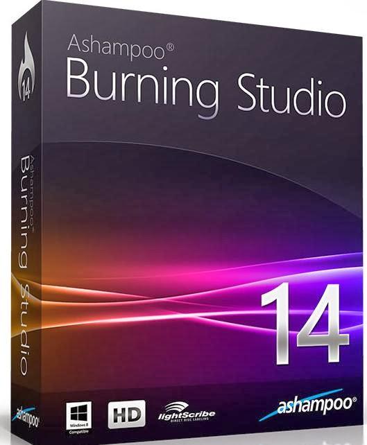 ashampoo burning studio free download full version