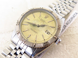 ROLEX TURN O GRAPH - THUNDER BIRD - ROLEX 1625