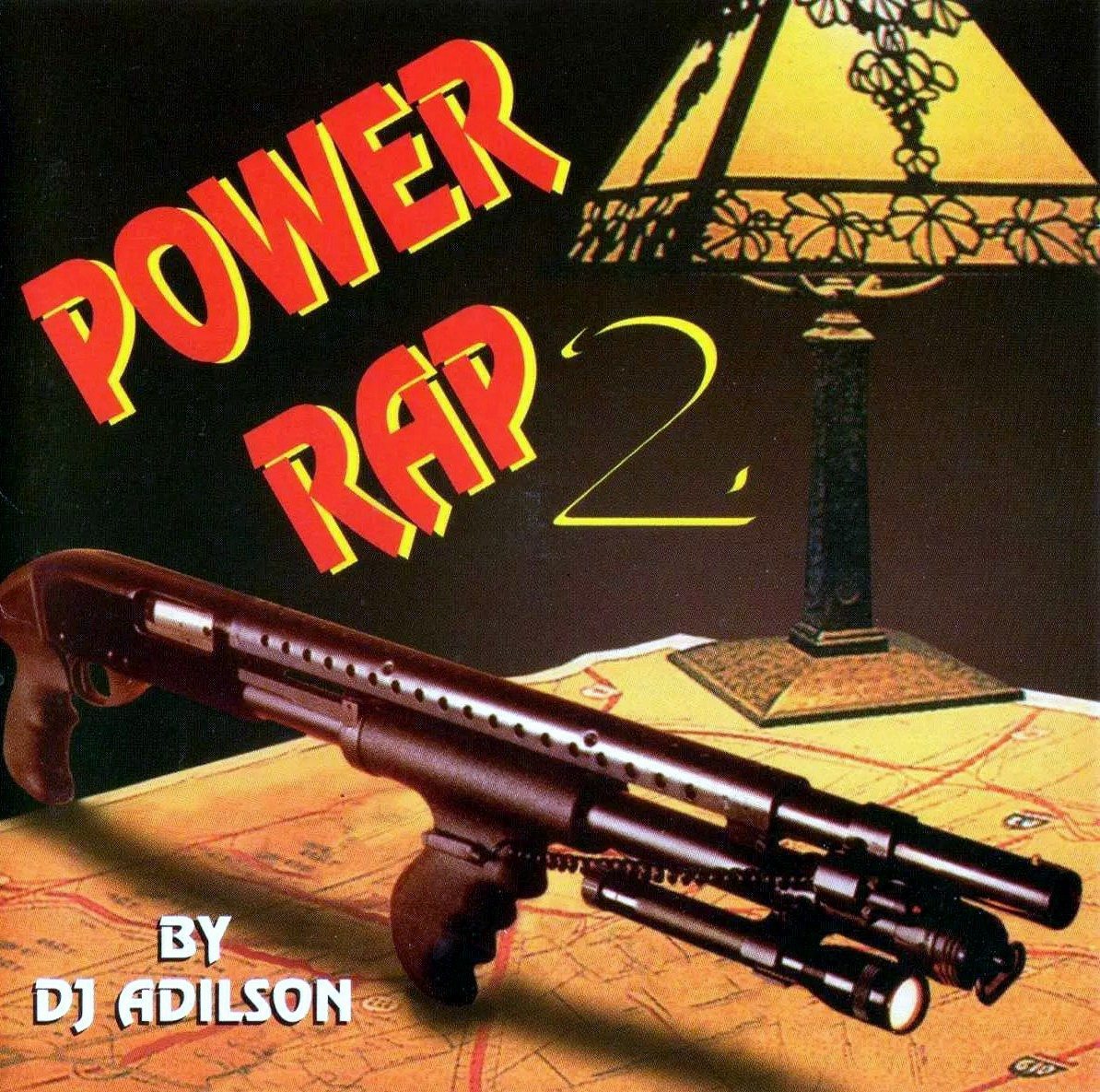 Power Rap Vol. 2  (CD - 1996)