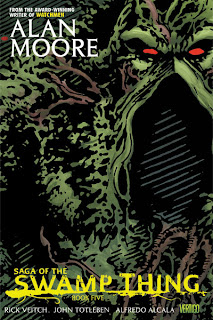 Saga of the Swamp Thing Vol. 5 by Alan Moore