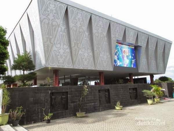Inilah Museum Batak yang Keren di Balige