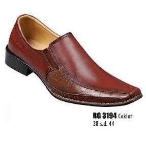 Sepatu pantofel online pria