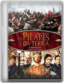 Capa Os Pilares da Terra 2: Redenção   DVDRip   Dual Áudio