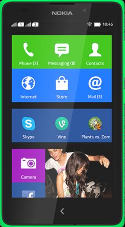 Harga Nokia Andoird Xl, Spesifikasi Nokia Andoird Xl,