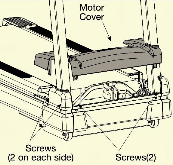 Cybex Treadmill Speed Calibration: CYBEX LCX 425T
