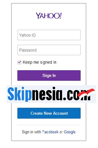Cara Membuat Email Baru di Yahoo Lengkap