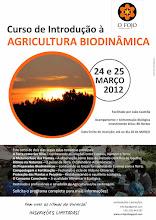Curso de Introdução à Agricultura Biodinâmica