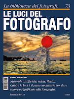 Copertina del libro Le luci del fotografo, di Max Angeloni