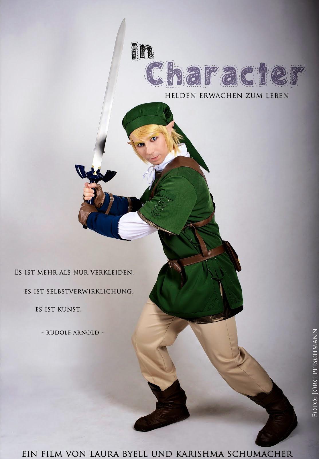 """""""in Character - Helden erwachen zum Leben"""" (2013)"""