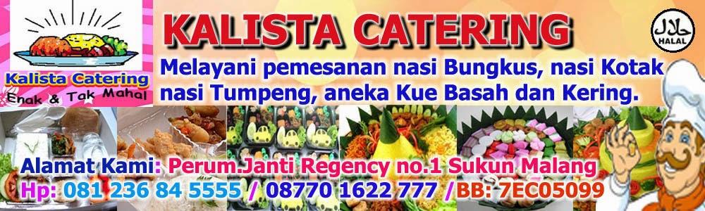 Kalista Catering , Jual Nasi kotak, Nasi Tumpeng Malang, Catering Malang