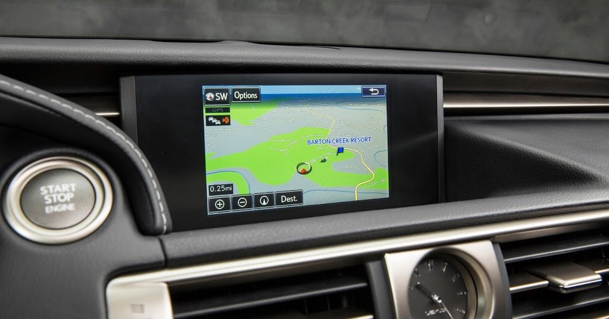 voiture communicante aide au parking et trafic temps r el sur la lexus is. Black Bedroom Furniture Sets. Home Design Ideas