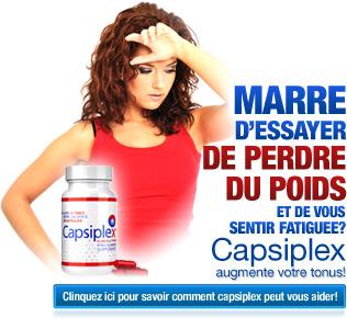 Capsiplex est complètement sur ce remède naturel