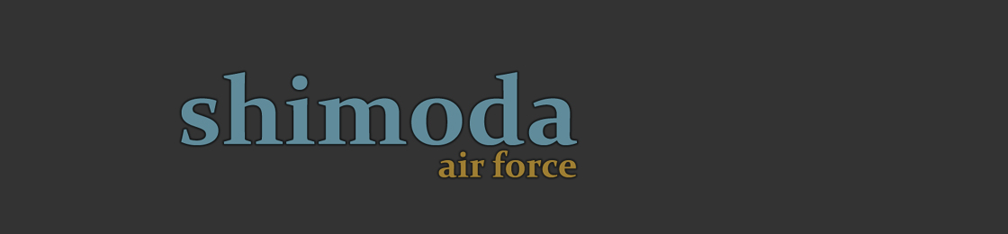 shimoda air force