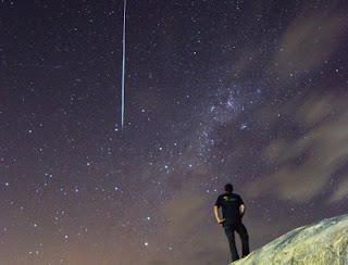 """Picuí está entre os quatro melhores pontos da Paraíba para observar """"temporal"""" de meteoros, aponta UOL"""