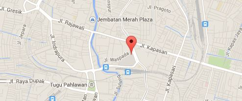 Lokasi_Toko_Game_HD_Station_PS_Pasar_Atum_Mall_Surabaya