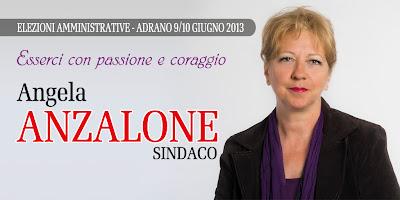 Angela Anzalone Sindaco