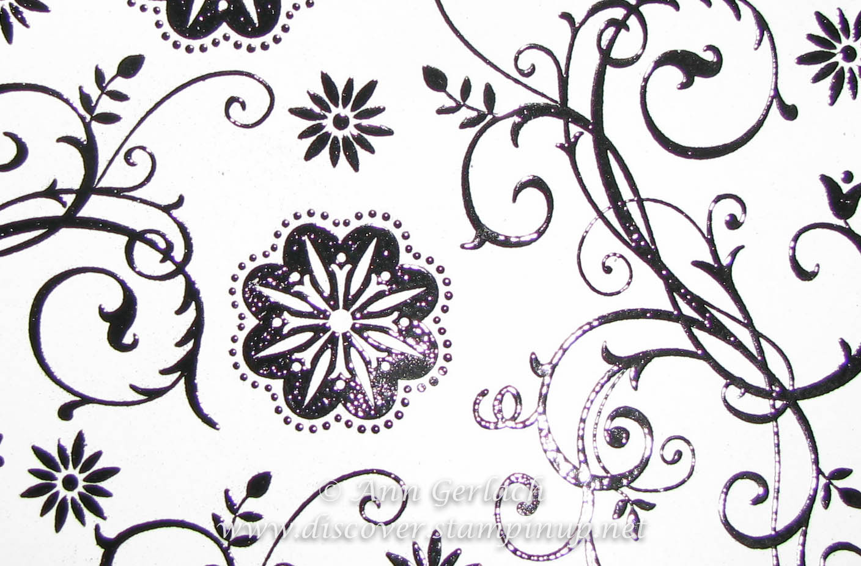 discover ink bandana technique baroque motifs. Black Bedroom Furniture Sets. Home Design Ideas