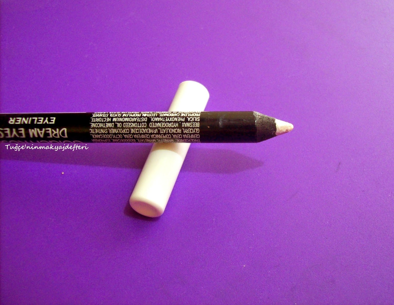beyaz göz kaleminin farklı kullanım yöntemleri