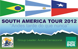Viagens - South American Tour IFMR-SA 2012