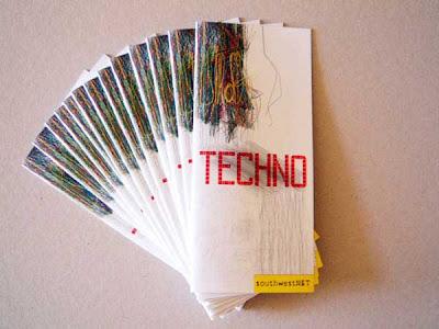 creativo brochure para inspiracion