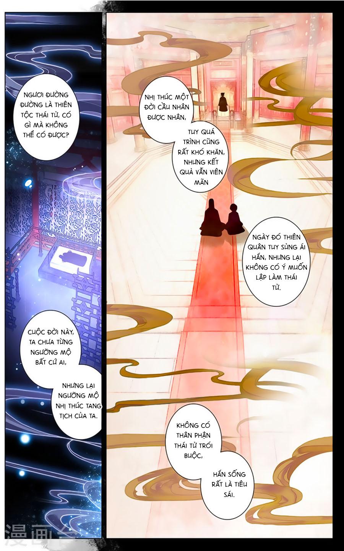 Tam Sinh Tam Thế - Thập Lý Đào Hoa: Chap 31.3 page 5 - truyenpub.com