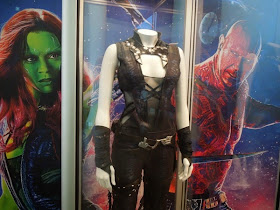 Gamora Guardians of the Galaxy film costume
