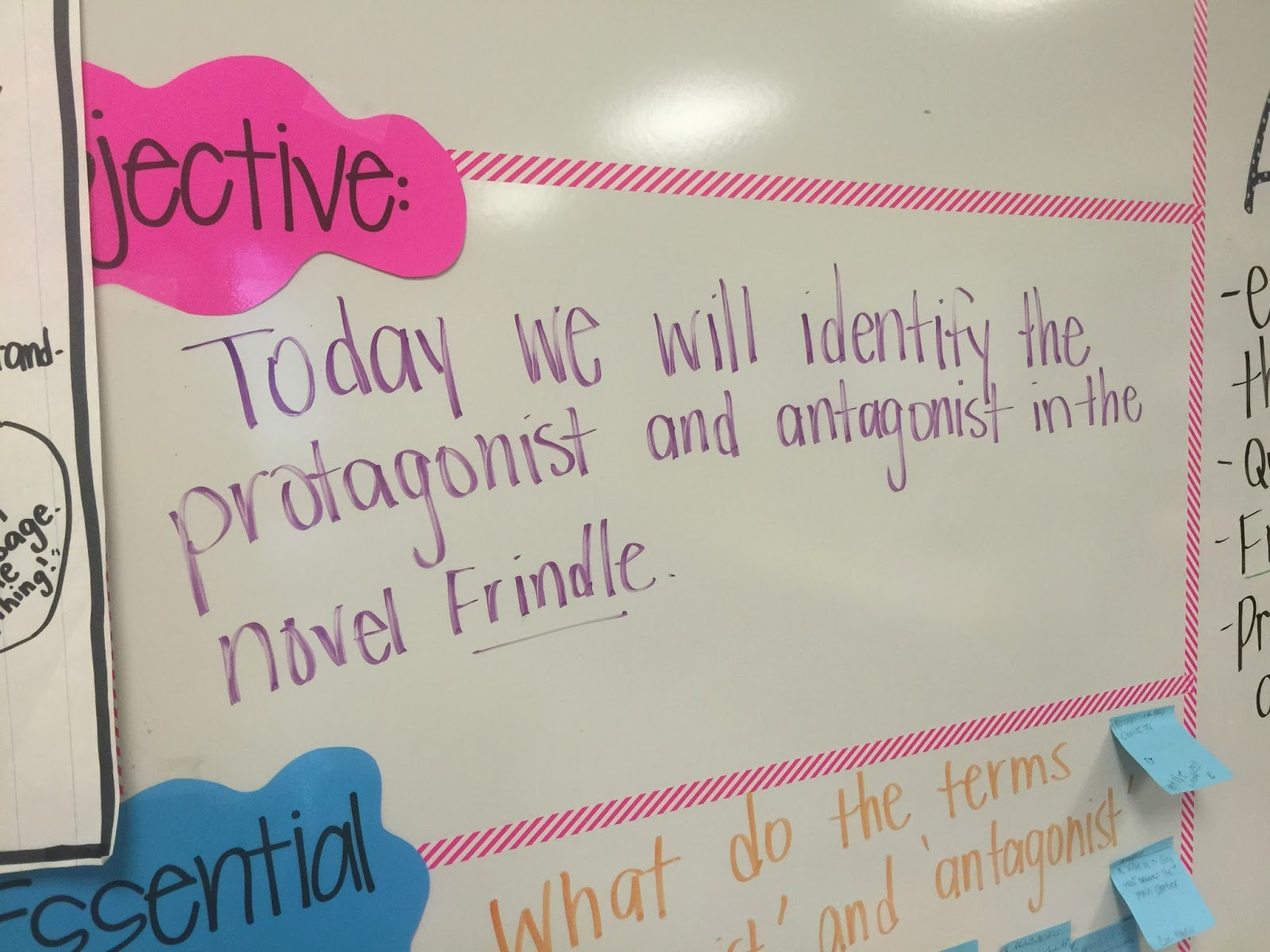 Teaching Protagonist And Antagonist Life In Fifth Grade