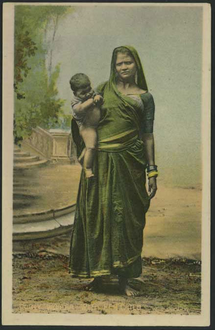 Native-Cooley-Woman-and-her-Child