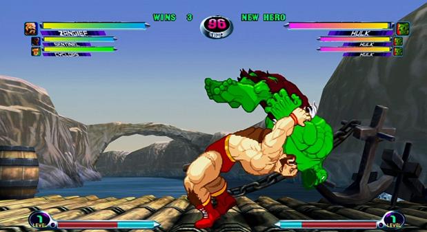 Marvel Vs Capcom For Xbox Live 75