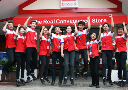 Lowongan kerja PT Circle K Indonesia 2014