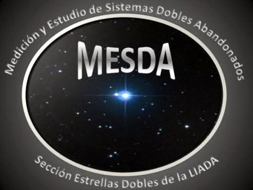 Proyecto MESDA