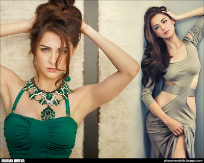 Marian Rivera In FHM 3