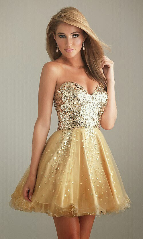 Amazing night dress