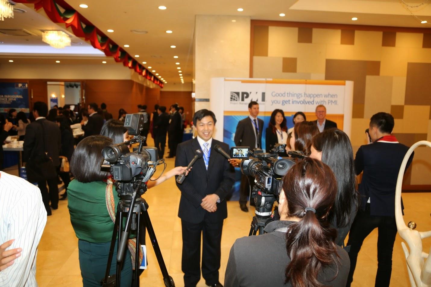 PMI 蒙古分會首次大會