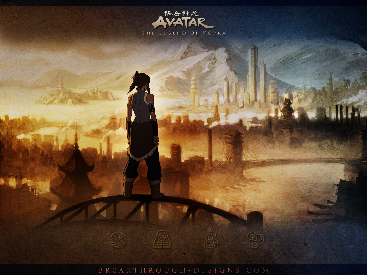 Avatar The Legend Of Korra Wallpaper HD Welcome To Republic