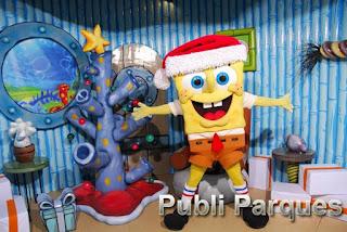 Navidad parque de atracciones de Madrid 2015