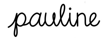 pauline alice signature