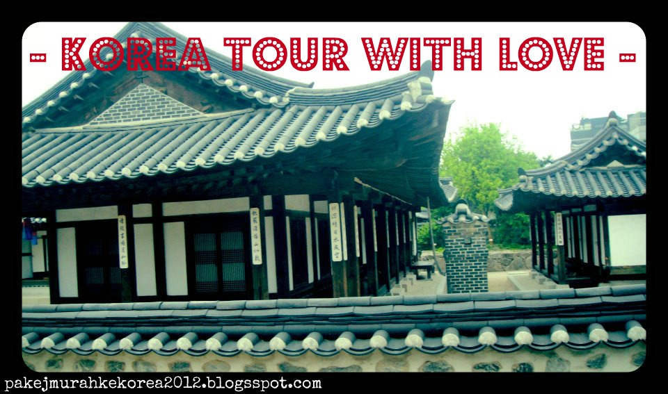KOREA TOUR WITH LOVE 2013
