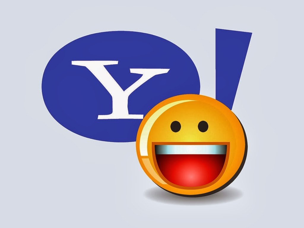 Logout Button Logo Good Yahoo Mail Logo