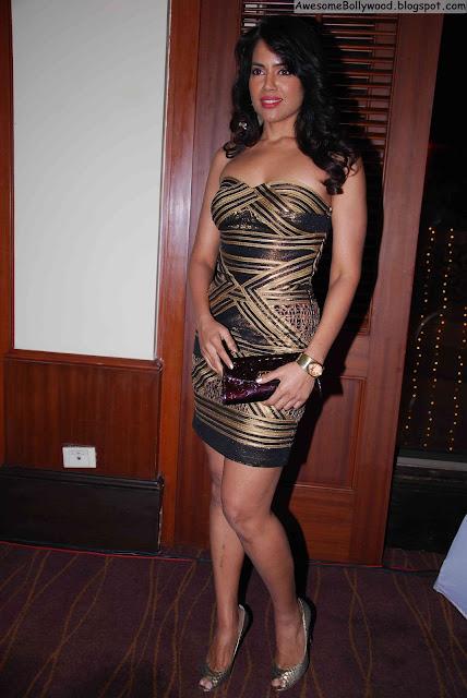 Sameera Reddy Hot at Party