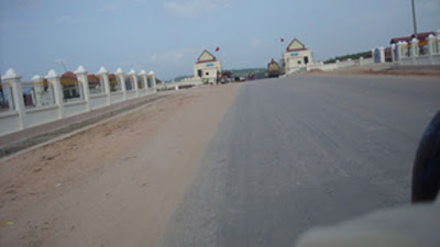 Mautstelle Asian Highway Myawaddy