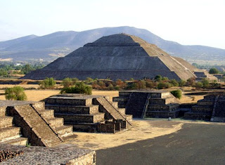 Ruinenstadt Teotihuacán