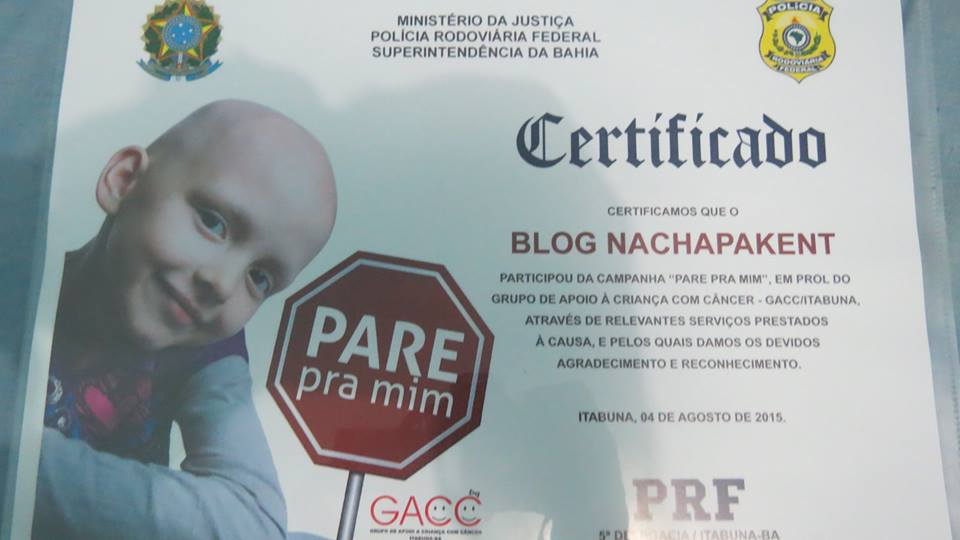 HOMENAGEM DA PRF.
