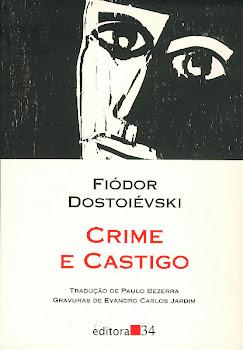 """""""CRIME E CASTIGO"""" FIÓDOR DOSTOIÉVSKI"""